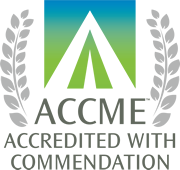 ACCME Accreditation with Commendation